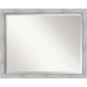 Sonoma Whitewash Large Wall Mirror