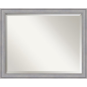 Graywash Large Wall Mirror