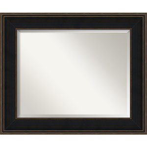 Mezzanine Black Large Wall Mirror