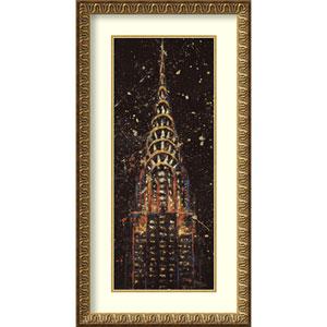 Cities at Night II by Wellington Studio: 21 x 39-Inch Framed Art Print
