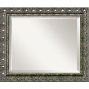 Barcelona Pewter Medium Mirror