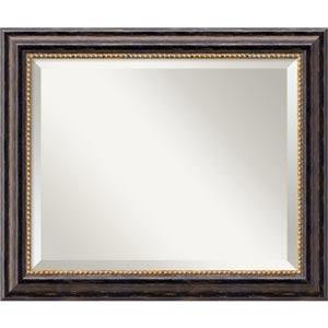 Tuscan Rustic Medium Mirror