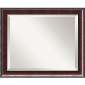 Country Walnut Medium Mirror