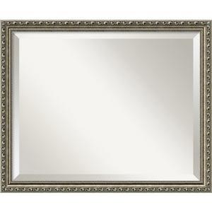 Parisian Silver Medium Mirror