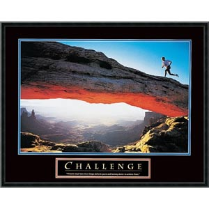 Challenge: Runner: 29 x 23 Print Reproduction