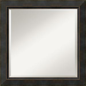 Signore 24 x 24-Inch Square Wall Mirror