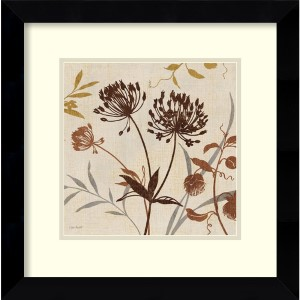 Natural Field II by Lisa Audit: 20 x 20 Framed Art Print