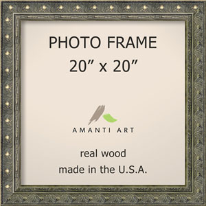 Barcelona Champagne: 24 x 24-Inch Picture Frame