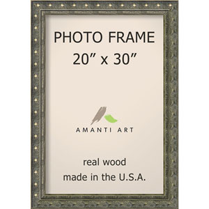 Barcelona Champagne: 24 x 34-Inch Picture Frame