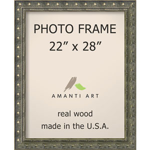 Barcelona Champagne: 26 x 32-Inch Picture Frame