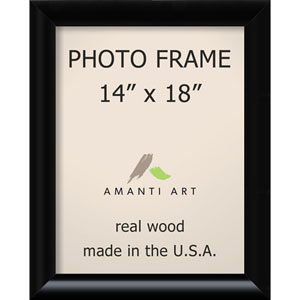 Steinway Black: 17 x 21-Inch Picture Frame