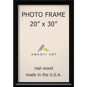 Steinway Black: 23 x 33-Inch Picture Frame
