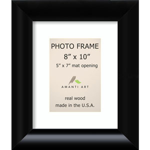 Steinway Black: 11 x 13-Inch Picture Frame