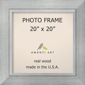 Romano Silver: 27 x 27-Inch Picture Frame