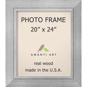 Romano Silver: 27 x 31-Inch Picture Frame