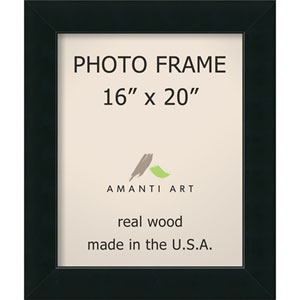 Corvino Black: 21 x 25-Inch Picture Frame