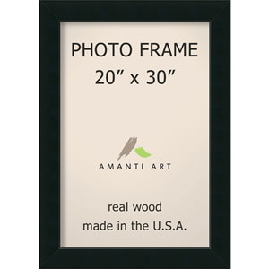 Corvino Black: 25 x 35-Inch Picture Frame