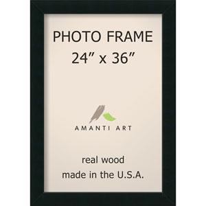 Corvino Black: 29 x 41-Inch Picture Frame