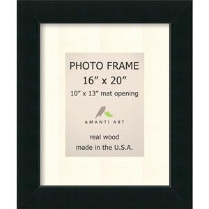 Corvino Black: 21 x 25-Inch Picture Frame