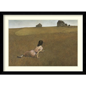 Christinas World By Andrew Wyeth : 43 x 31-Inch