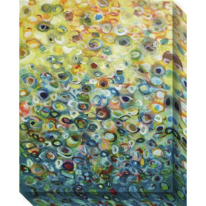 Layers of Life by Jessica Torrant: 16 x 20-Inch Canvas Art