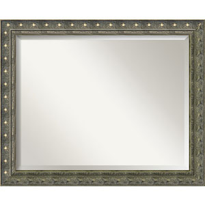 Antique Champagne 32 x 26-Inch Large Vanity Mirror