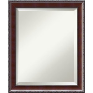 Walnut 19 x 23-Inch Medium Vanity Mirror