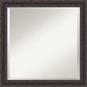 Rustic Pine, 23 x 23 In. Framed Mirror