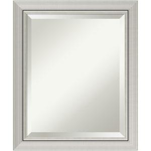 Romano Silver, 20 x 24 In. Framed Mirror