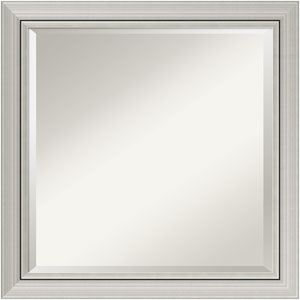 Romano Silver, 24 x 24 In. Framed Mirror