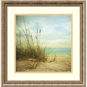 A Place To Be by Donna Geissler, 18 x 18 In. Framed Art Print
