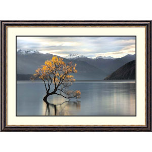 Undisturbed by Michael Cahill, 46 x 34 In. Framed Art Print