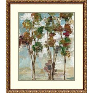Serene Forest II by Silvia Vassileva, 26 x 30 In. Framed Art Print