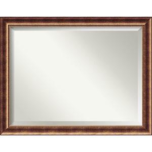 Manhattan Bronze 45.5 x 35.5 In. Bathroom Mirror