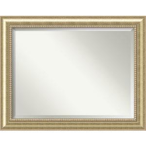 Astoria Champagne 47 x 37 In. Bathroom Mirror