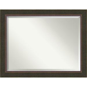 Milano Bronze 46.5 x 36.5 In. Bathroom Mirror