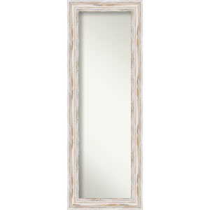 Alexandria White Wash 19 x 53 In. Full Length Mirror