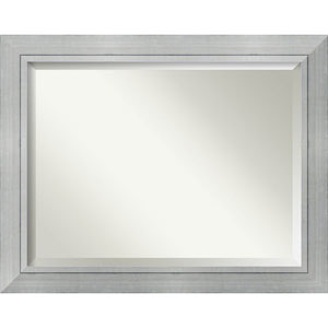 Romano Silver 47 x 37 In. Wall Mirror