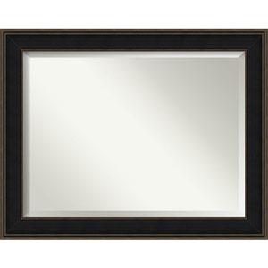 Mezzanine Espresso 48 x 38 In. Wall Mirror