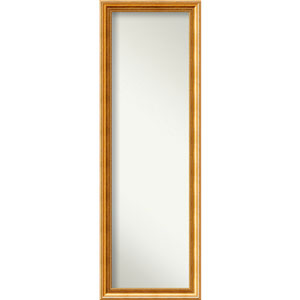 Townhouse Gold 17 x 51 In. Wall Mirror