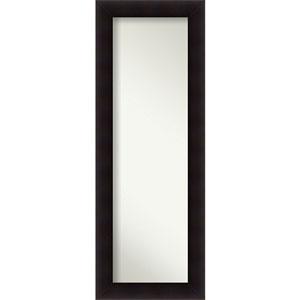 Portico Espresso 20 x 54 In. Wall Mirror