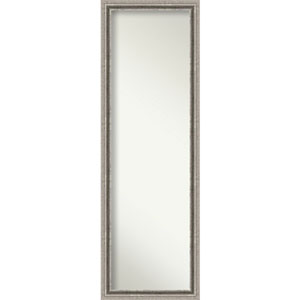 Bel Volto Silver 17 x 51 In. Wall Mirror