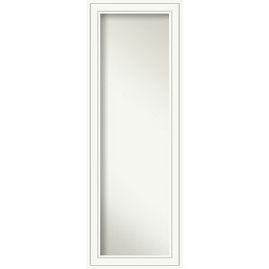 Craftsman White 19 x 53 In. Wall Mirror