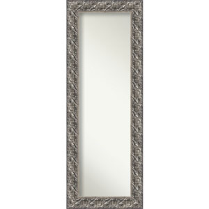 Silver Luxor 20 x 54 In. Wall Mirror