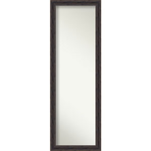 Narrow Rustic Pine 17 x 51 In. Wall Mirror