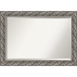 Silver Luxor 42 x 30 In. Bathroom Mirror