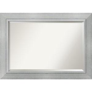 Romano Silver 43 x 31 In. Bathroom Mirror
