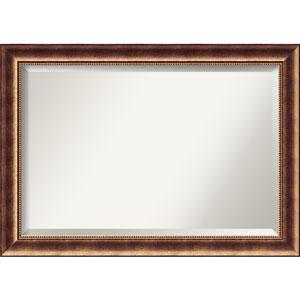 Manhattan Bronze 41.5 x 29.5 In. Bathroom Mirror