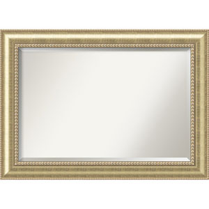 Astoria Champagne 43 x 31 In. Bathroom Mirror