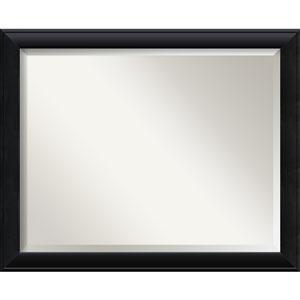 Nero Black 32 x 26 In. Bathroom Mirror
